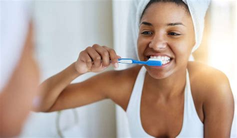 The Best Time To Brush Your Teeth In The Morning