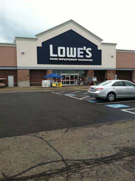 lowes oh lowe s home improvement warehouse of streetsboro building supplies 1210 state route 303