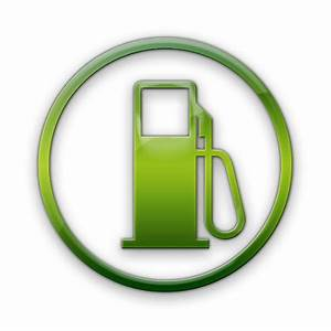 Simple Gas Pump (Station) Design Icon #082277 » Icons Etc