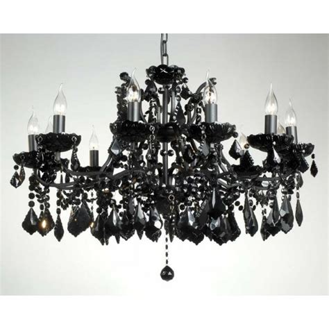 black chandeliers uk buy 12 light black chandelier large 12 arm black
