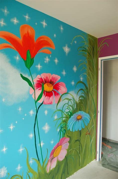 fresque chambre b plus de 1000 idées à propos de fresque et peinture murale