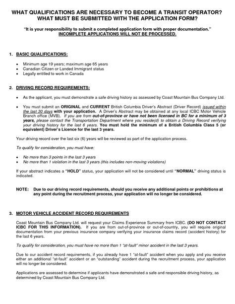 14977 simple resume sle objectives resume templates transit driver sales lewesmr driver