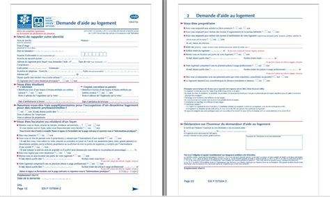modele attestation de loyer modele attestation loyer caf document