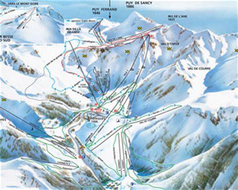 station de ski mont dore le mont dore station de ski vacances au ski ŕ le mont dore