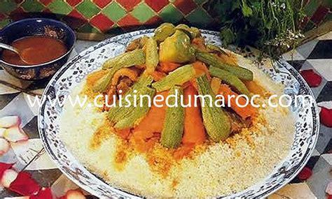 cuisine marocaine couscous couscous semoule de blé dur couscous marocain