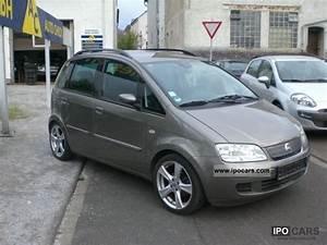 2006 Fiat Idea 1 4 16v Dynamic Air