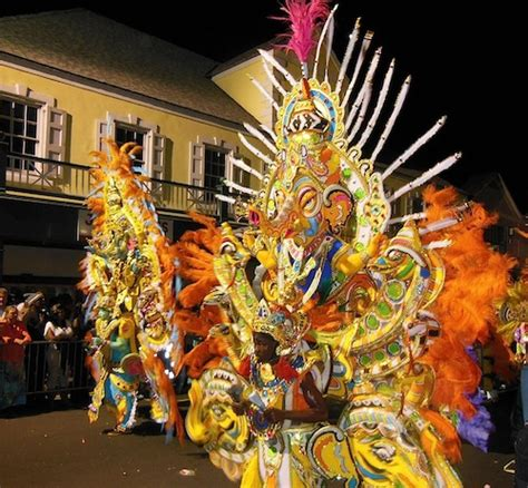 junkanoo  caribbean celebration    year