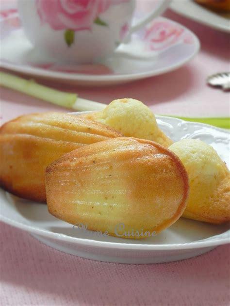 recette de la cuisine recette de madeleines légères et faciles une plume dans