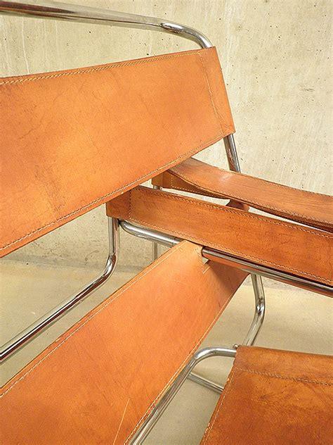 breuer stoel zitting wassily chair naar ontwerp marcel breuer bestwelhip