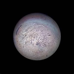 Neptune Triton Moon