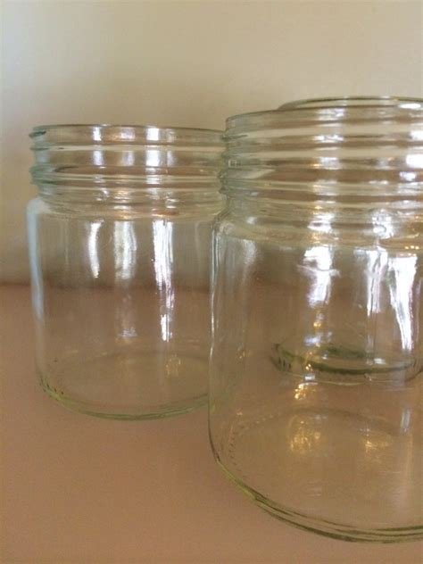 how to get sticker residue glass removing sticky labels and glue residue from jars the links site