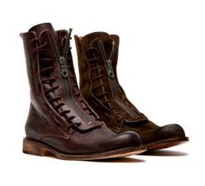 Leather Winter Boots for Men