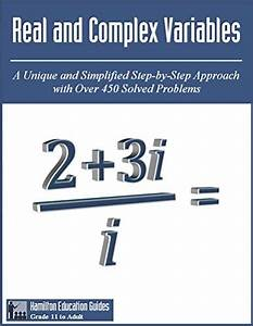 Download Real And Complex Variables  Hamilton Education