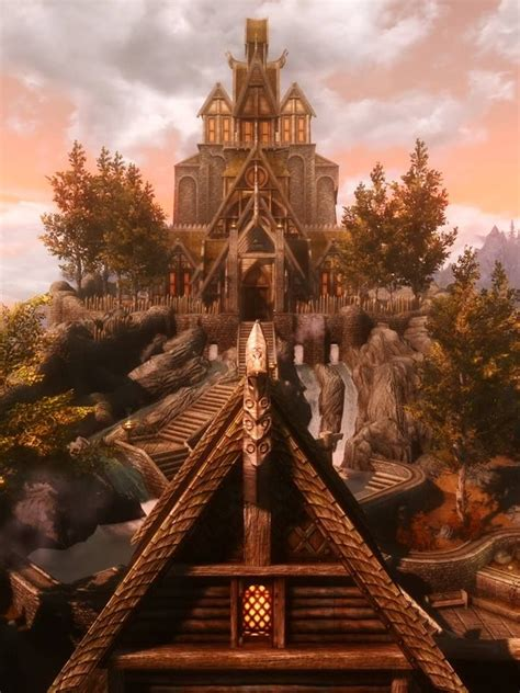 47 Best Images About Skyrim Art On Pinterest Nightingale