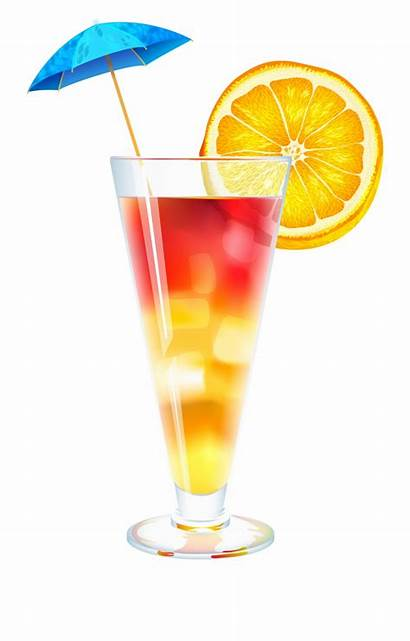 Tropical Drinks Clipart Drink