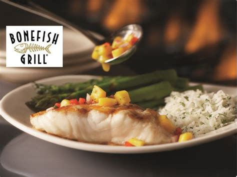 bonefish grill coupons images  pinterest
