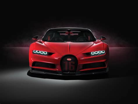 Allnew Bugatti Chiron Divo Might Be Unveiled At Pebble