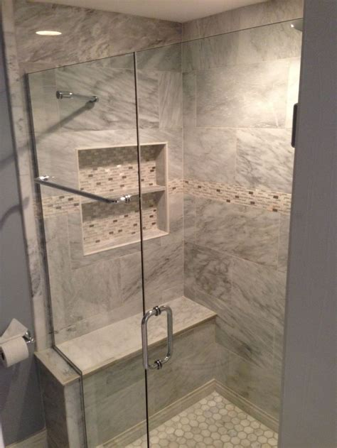 ideas  glass showers  pinterest showers