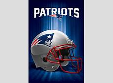 New England Patriots Logo 13 Wall Poster
