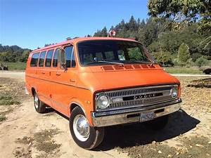 1971 Dodge Tradesman B300 1 Ton Van