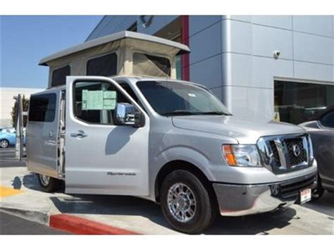 Nissan Conversion by Purchase New Nissan Sportsmobile Conversion Absolute Sale
