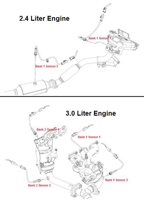 Ford 67 bank 1 sensor 2