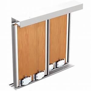 kit porte de placard coulissant With accessoire porte de placard