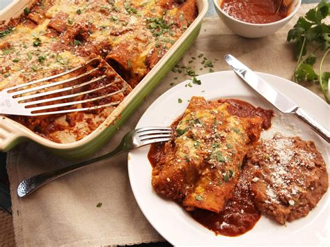 pressure chicken cooker recipe enchiladas easy recipes food enchilada eats sauce cooking cook serious using mexican simultaneously kenji flavor seriouseats