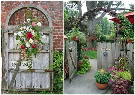 5 Unique Garden Gate Designs That You'll Surely Like