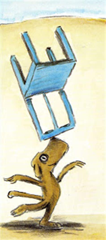 la chaise et bleue dvorah et françoise sont dans un bateau a partir de la