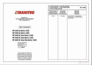 Manitou Mt Cd547914 Part Catalog