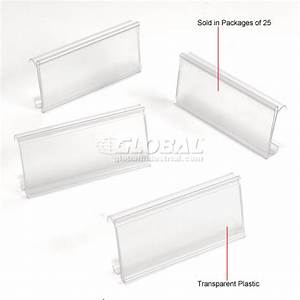 wire shelving accessories components clear label With clear shelf label holders