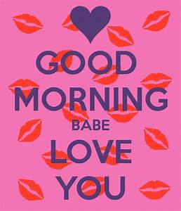 Images Of Good Morning Babe I Love You Golfclub