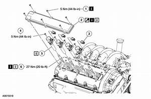 Spark Plug Order On A Lincoln Ls V8