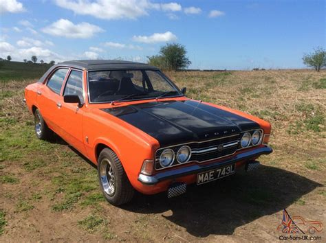 Ford Cortina 1973 Photo Gallery #5/10