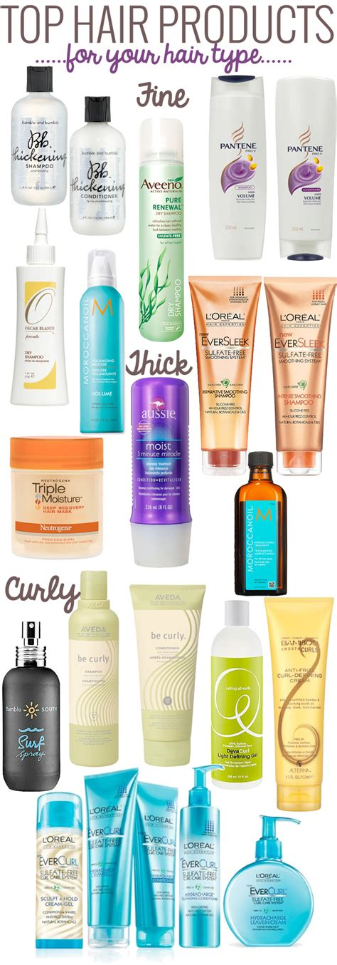 best hair styling products top hair products by hair type beautiful makeup search 3293