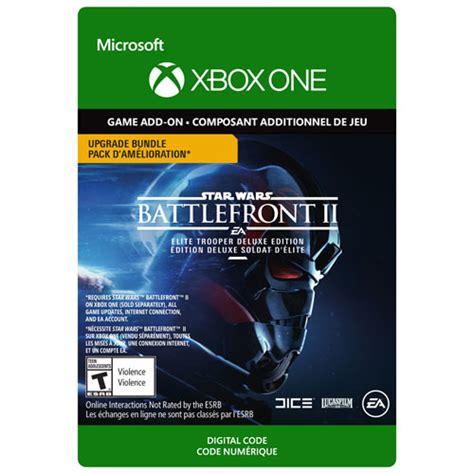 star wars battlefront elite trooper upgrade xbox