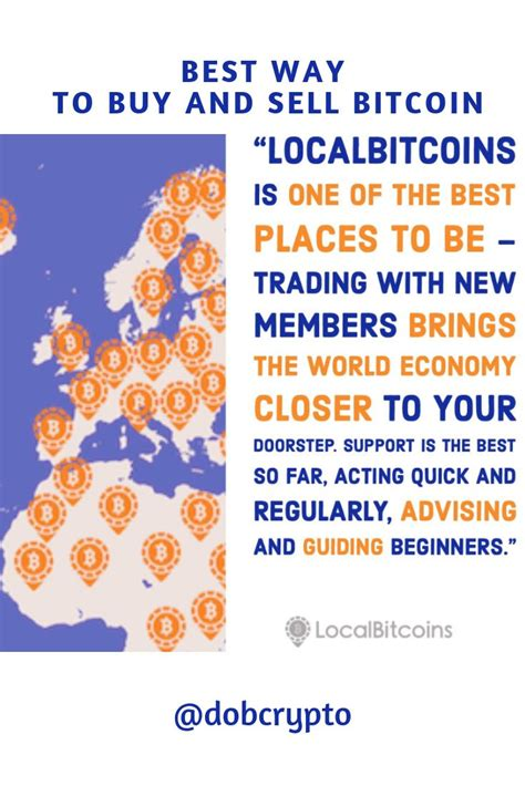 You'll have a chart and buy/sell buttons with the amount of btc to top 10 most popular bitcoin and crypto investing sites. LocalBitcoins is a person-to-person bitcoin trading site.   Bitcoin, Trading, Buy and sell