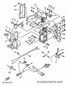 Yamaha Outboard Engine Wiring Diagram
