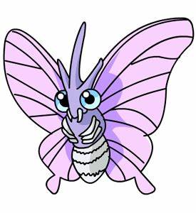 Venomoth - Pokemon Red, Blue and Yellow Wiki Guide - IGN
