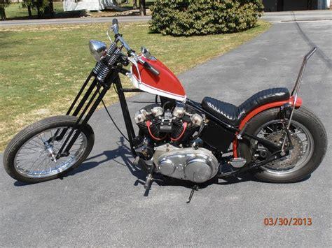 Sportster Vintage 1962 Harley Sportster