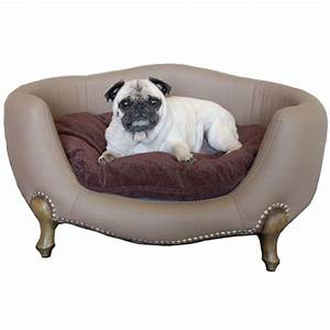 Vivienne luxury dog bed small dog boutique at for Best luxury dog beds