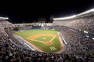 Gallery Yankee Stadium At Night World Series
