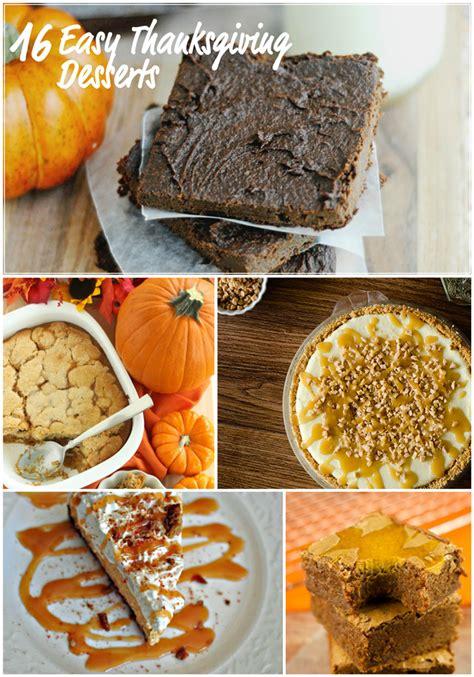 easy thanksgiving recipes desserts easy thanksgiving dessert recipes april golightly