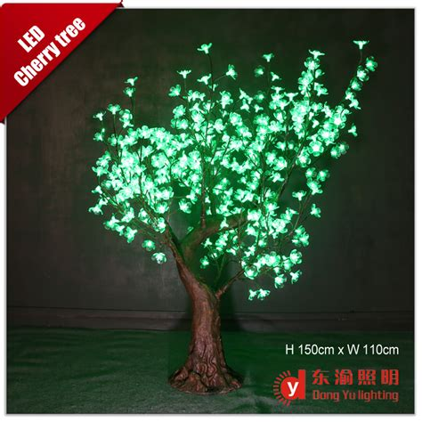 led outdoor artificial trees with lights buy artificial