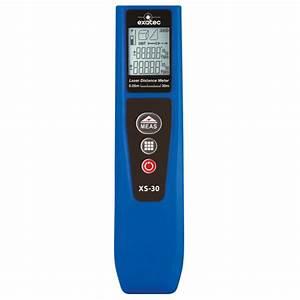 Mesureur De Distance Laser Portable : mesureur laser de distance xs 30 halloint ~ Edinachiropracticcenter.com Idées de Décoration