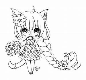 summer kitty... by sureya on DeviantArt
