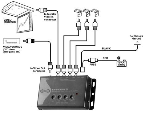 Bose Car Lifier Wiring Diagram by How To Wire A 5 Channel Diagram Find Img
