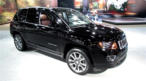 2014 Jeep Compass Limited 4x4 Road Test Review