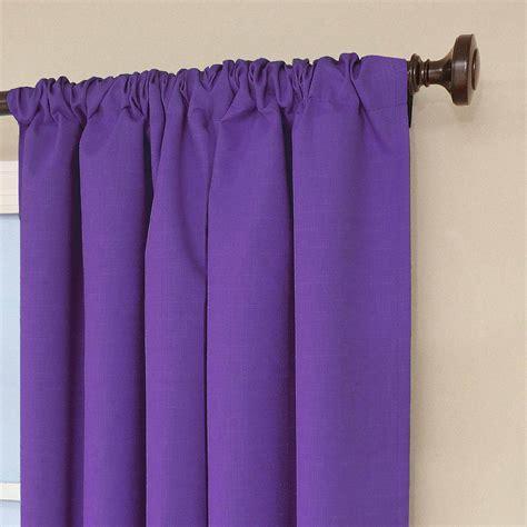 kmart eclipse blackout curtains eclipse kendall blackout window curtain panel